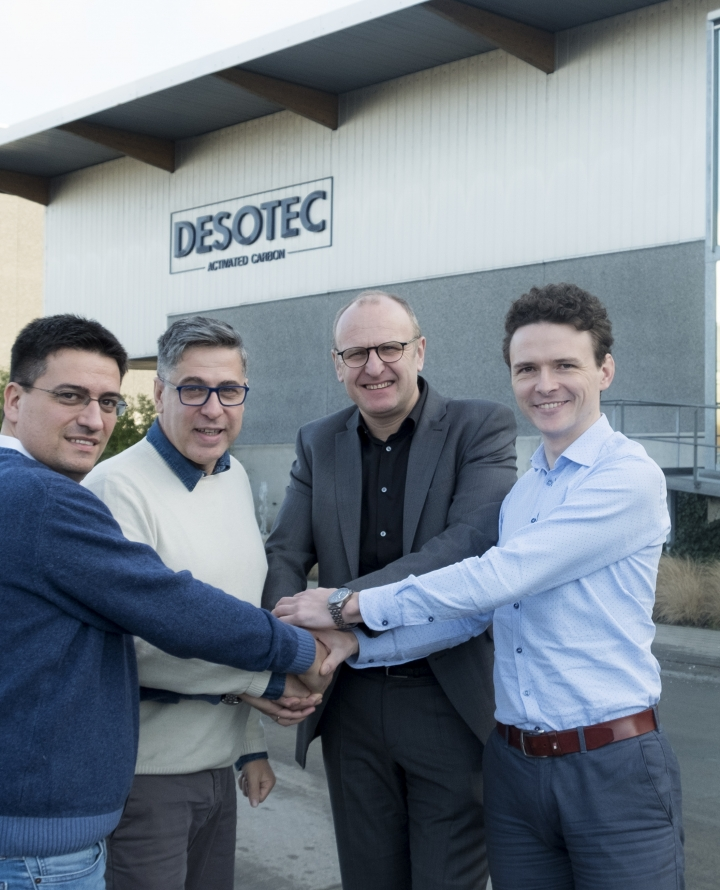 Fenice Energia is now part of the DESOTEC family