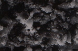 Activated Carbon Microscopic picture