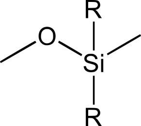 Siloxanes chemical structure