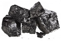 Activated carbon raw material: coal
