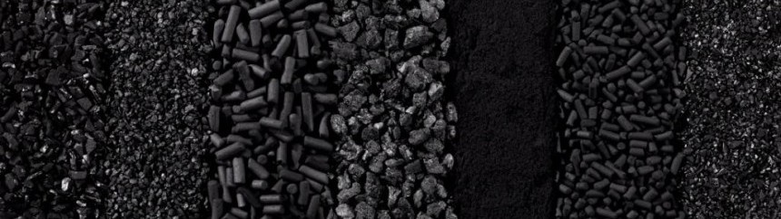 How is activated carbon made?
