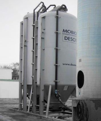 DESOTEC MOBICON activated carbon filter