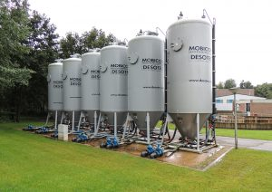 MOBICON wastewater filter